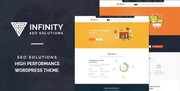 Infinity – High Performance WordPress SEO Theme - themesdad ...