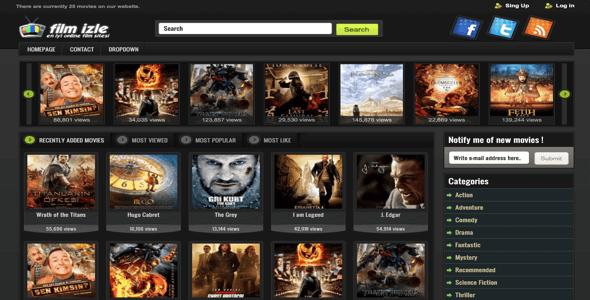 Keremiya v4.1 – Responsive WordPress Movie Theme - themesdad ...