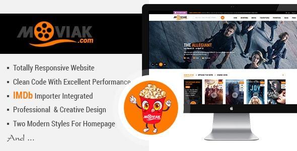 Film & TV - themesdad - Download Free Wordpress themes & plugins