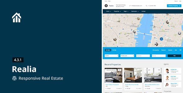 Realia v4.3.1 – Responsive Real Estate WordPress Theme - themesdad ...
