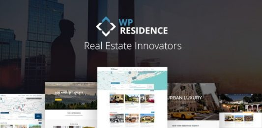real estate wordpress themes free