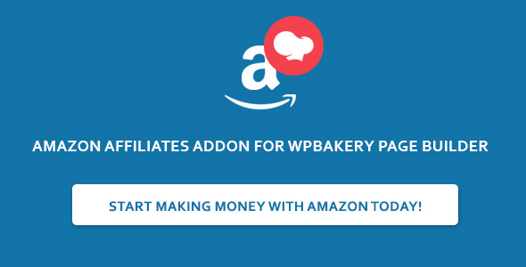 Amazon Affiliates Addon for WPBakery Page Builder (formerly
